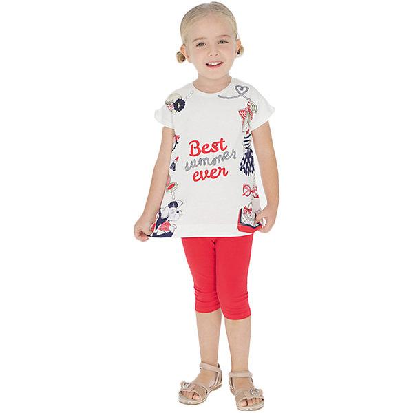 Комплект : футболка и леггинсы Mayoral 13809544