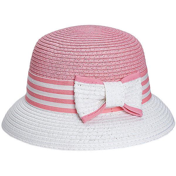 Шляпа Mayoral светло-розового цвета