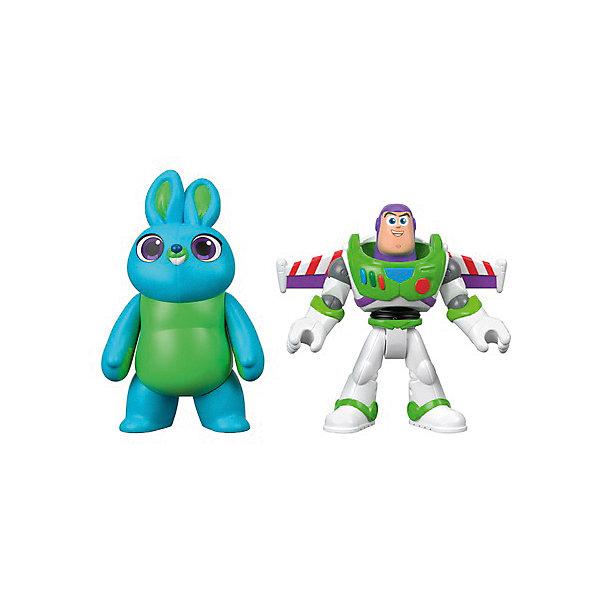 Mattel Набор фигурок Imaginext История игрушек 4 Базз Лайтер и Банни