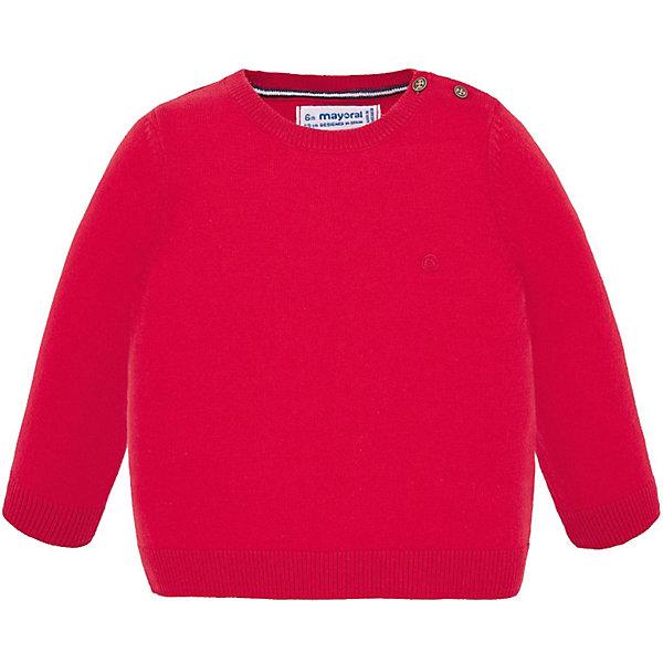 Купить Джемпер Mayoral, Бангладеш, красный, 92, 98, 80, 86, Мужской