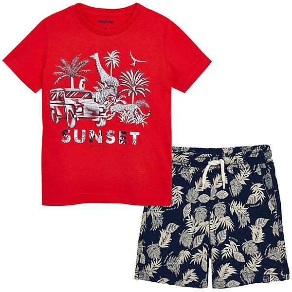 Комплект : футболка и шорты Mayoral 13857511