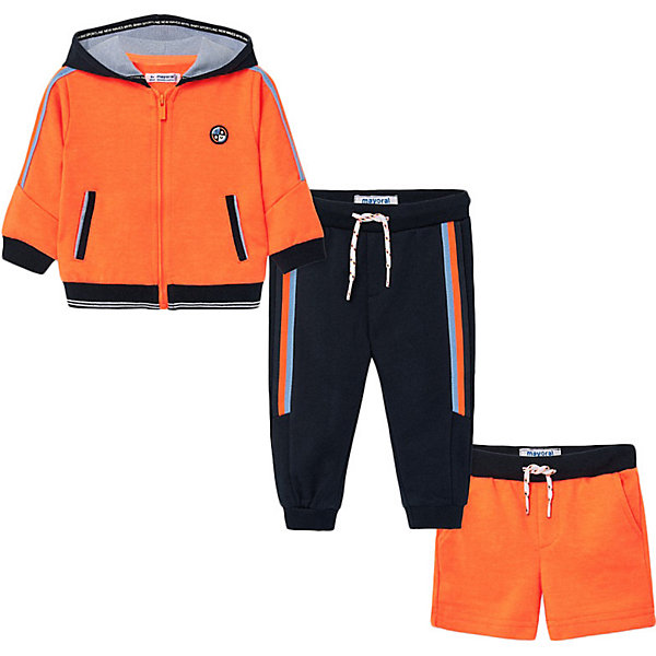 Mayoral Спортивный костюм Mayoral костюм absolutex absolutex mp002xm0mp6t