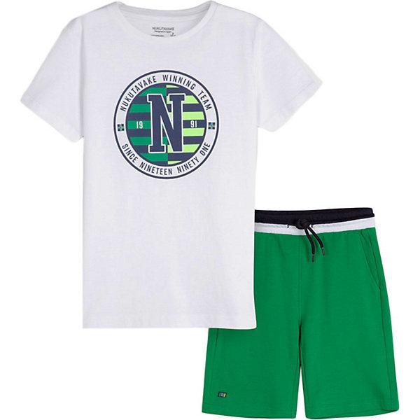 Комплект Mayoral: футболка и шорты фото