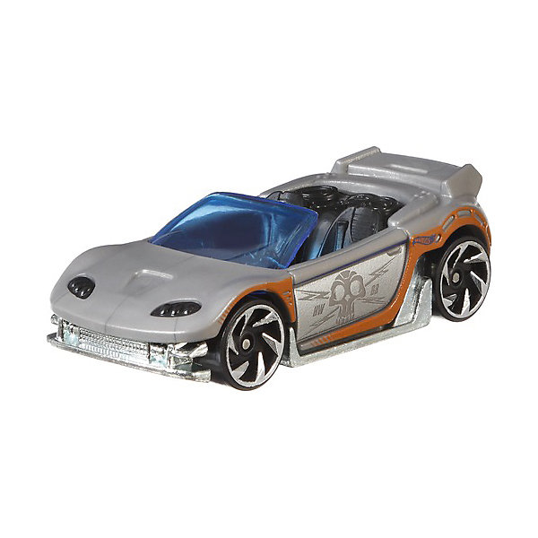 Mattel Машинка Hot Wheels Color Shifters Trak Tune, меняет цвет