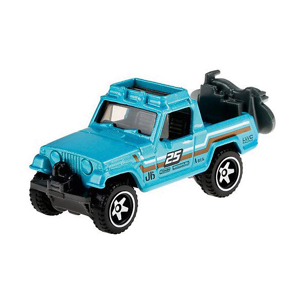 Базовая машинка Hot Wheels 67 Jeepster Commando Mattel 13892820