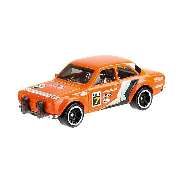 Базовая машинка Hot Wheels 70 Ford Escort RS1600 Mattel 13892822