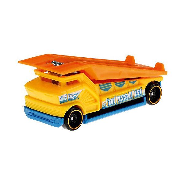Базовая машинка Hot Wheels The Embosser Mattel 13892823
