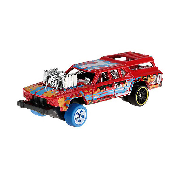 Mattel Базовая машинка Hot Wheels Cruise Bruiser