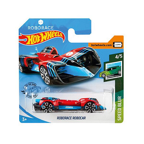 Базовая машинка Hot Wheels Roborace Robocar Mattel 13892835