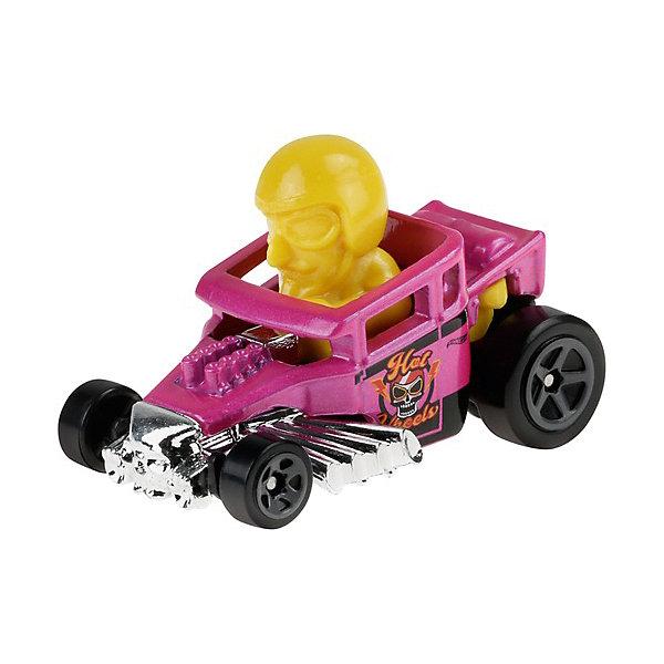 цена на Mattel Базовая машинка Hot Wheels Skull Shaker