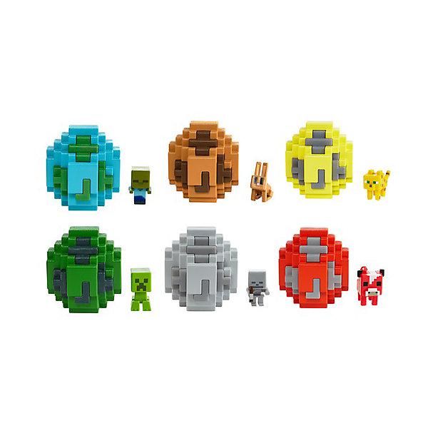 """Игровой набор Minecraft """"Яйцо призыва"""" Mattel Игровой набор Minecraft """"Яйцо призыва"""""""
