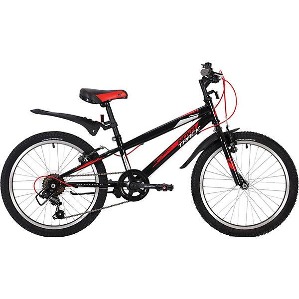 цена на Novatrack Двухколёсный велосипед Novatrack Racer, 20 дюймов