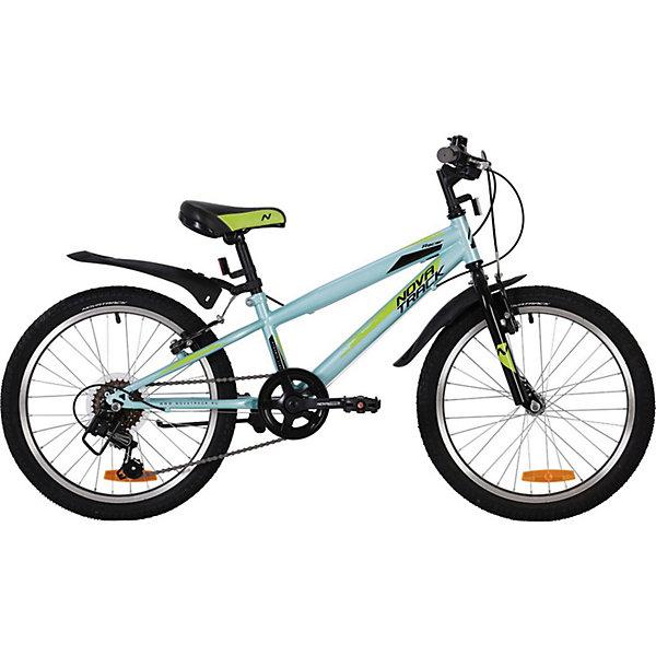 Novatrack Двухколёсный велосипед Novatrack Racer, 20 дюймов цена и фото