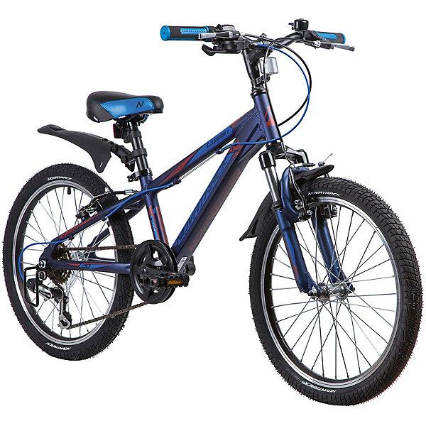 Двухколёсный велосипед Novatrack Lumen 20