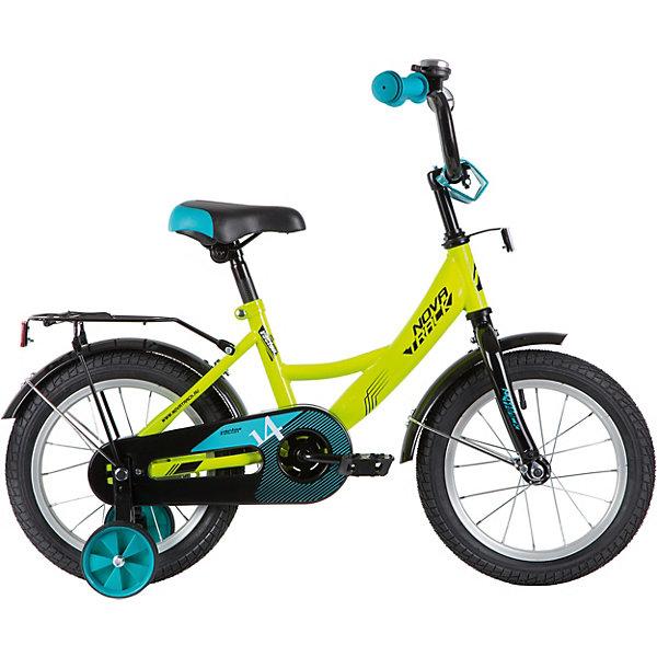 Двухколёсный велосипед Novatrack Vector 14