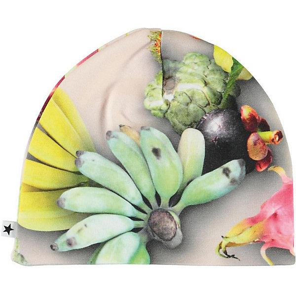 Купить Шапка Molo, Индия, разноцветный, 42, 44, 44-46, Женский