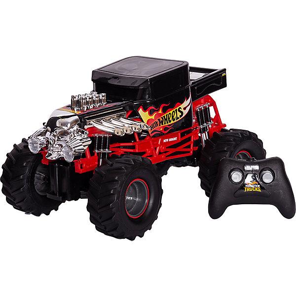 цена на New Bright Радиоуправляемая машинка New Bright Monster Truck 1:15