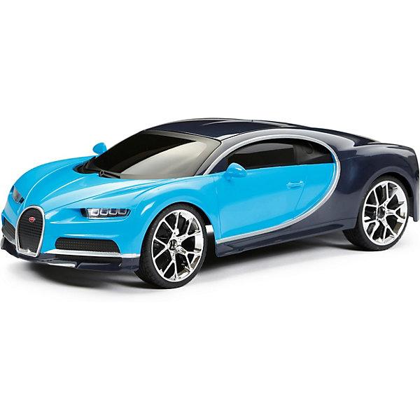 New Bright Радиоуправляемая машинка Chargers Sports Car 1:12, синяя