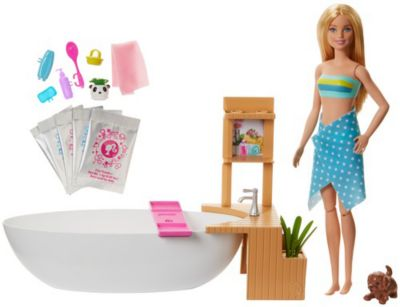 Картинка для Barbie Игровой набор Barbie Спа-салон