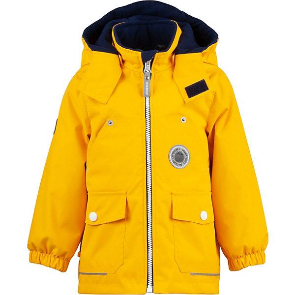 Купить Куртка PATRIK Kerry, Эстония, желтый, 86, 92, 98, Мужской