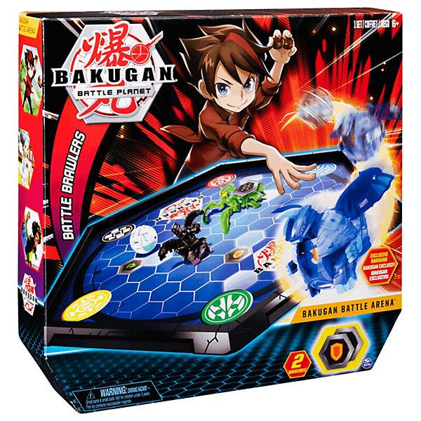 Spin Master Игровой набор Spin Master Bakugan Арена, синяя