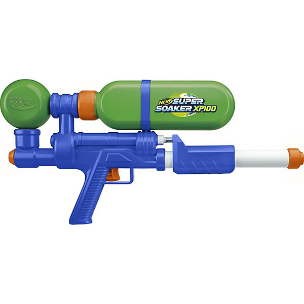Бластер Nerf Super Soaker XP100 от Hasbro