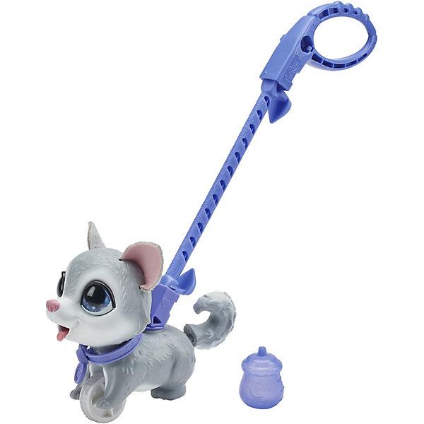 Hasbro Механическая игрушка FurReal Friends Маленький Озорной Питомец Хаски