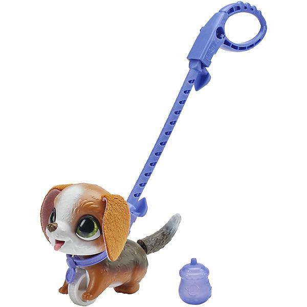Hasbro Механическая игрушка FurReal Friends Маленький Озорной Питомец Бигль