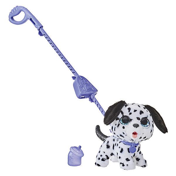 Купить Интерактивная игрушка FurReal Friends Озорной питомец Щенок, большой, Hasbro, Китай, разноцветный, Унисекс