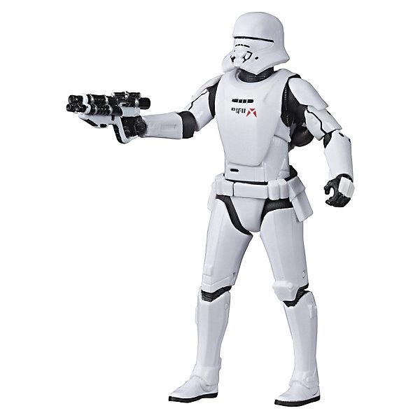 Hasbro Коллекционная фигурка Star Wars The Black Series Штурмовик Первого Ордена, 15,2 см hasbro коллекционная фигурка star wars в закрытой упаковке
