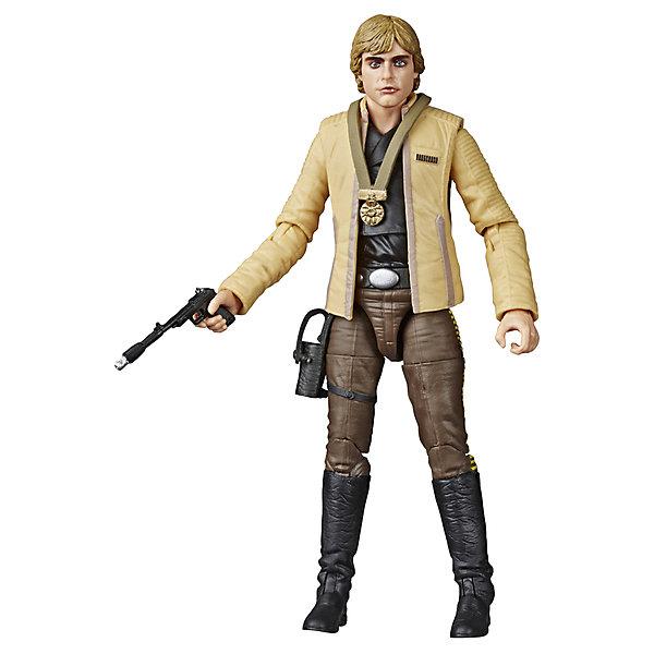 Hasbro Коллекционная фигурка Star Wars The Black Series Люк Скайуокер, 14,6 см hasbro коллекционная фигурка star wars в закрытой упаковке