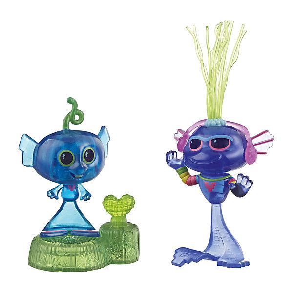 Hasbro Игровой набор Trolls World Tour Техно-Риф hasbro игровой набор trolls тролли с супер длинными волосами голубой тролль