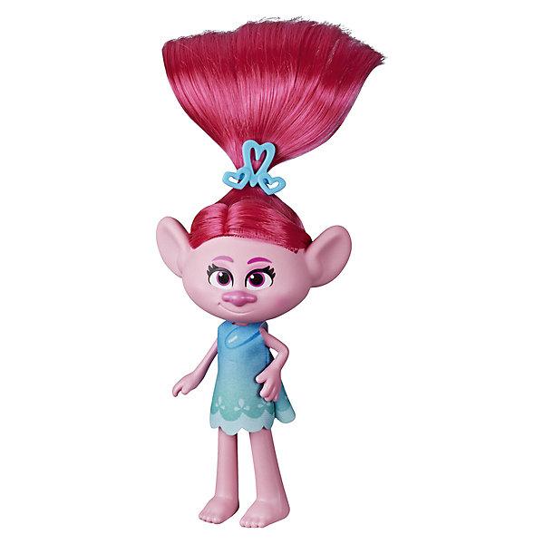 Hasbro Кукла Trolls World Tour Модный тролль Розочка hasbro игровой набор trolls город троллей диджей баг