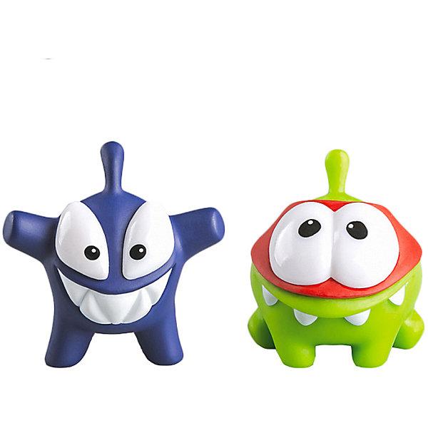 Купить Набор фигурок Prosto Toys Cut the Rope, 2 шт, 4 см, Россия, разноцветный, Унисекс