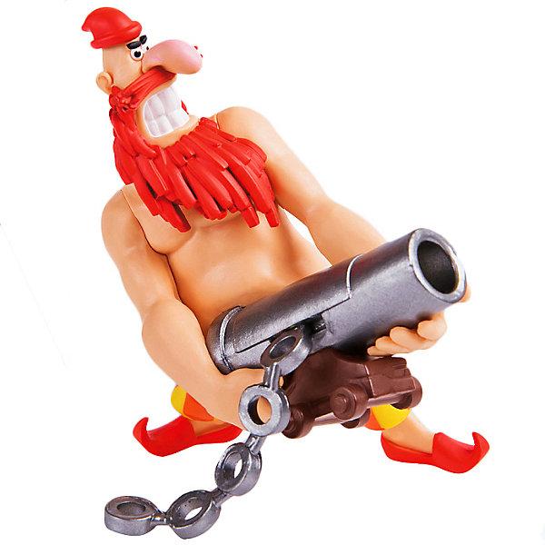 Купить Фигурка Prosto Toys Остров сокровищ Пират 1, 9, 5 см, Россия, разноцветный, Унисекс