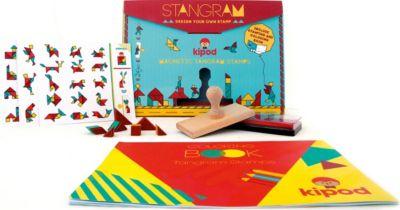 Kipod Toys Набор для творчества Kipod Toys Магнитный штамп