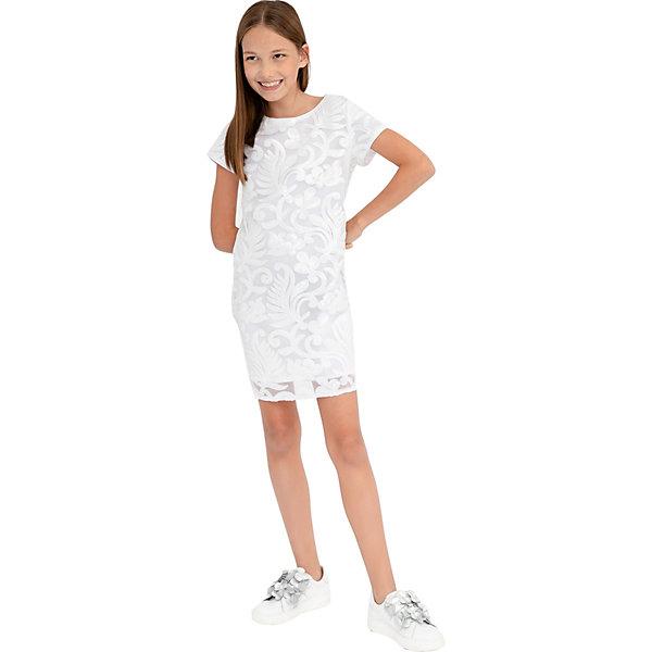 Gulliver Нарядное платье Gulliver платье gulliver gulliver gu015egibxz8