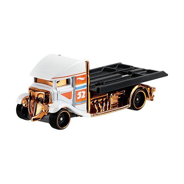 """Премиальная машинка Hot Wheels """"Перламутр и хром"""" Fast-Bed Hauler Mattel 14198295"""