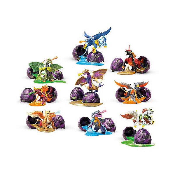 Купить Конструктор Mega Construx Breakout Beasts, Mattel, Китай, разноцветный, Унисекс