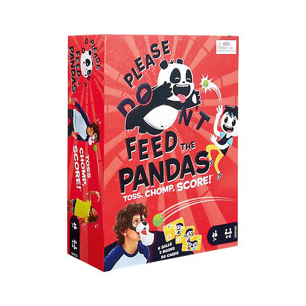 Mattel Настольная игра Mattel Games Покорми панду