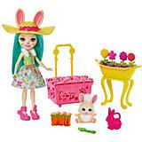 Игровой набор Enchantimals Mattel, цвет разноцветный