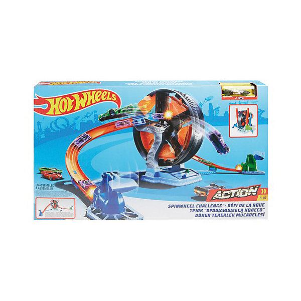 цена на Mattel Игровой набор Hot Wheels Круговое противостояние