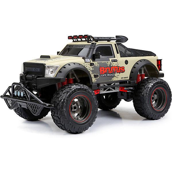 Радиоуправляемая машинка New Bright Brutus Truck 1:8,
