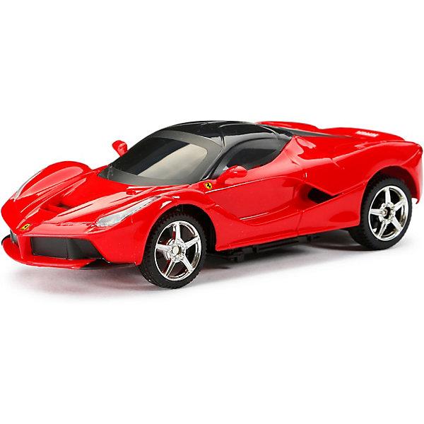 New Bright Радиоуправляемая машинка Sport Car 1:24, красная
