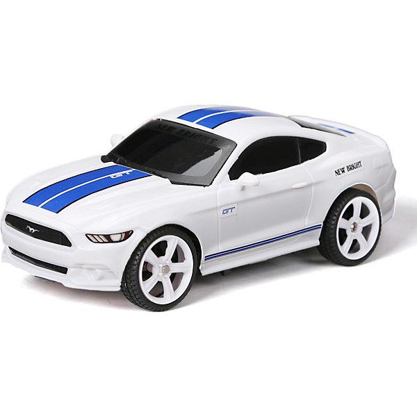 Радиоуправляемая машинка New Bright Sport Car 1:24, белая