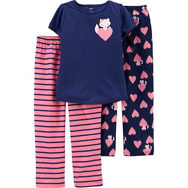 Комплект Carters: футболка и брюки 2 шт фото