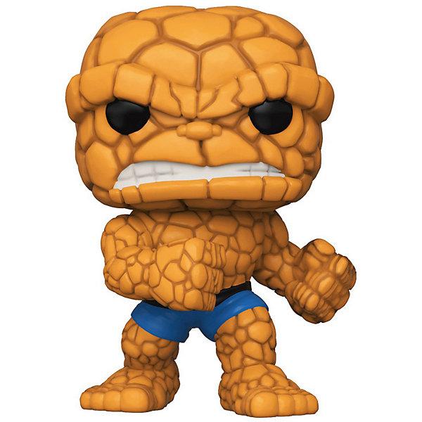 Funko Фигурка Funko POP! Bobble: Marvel: Фантастическая четвёрка: Существо funko pop bobble фигурка guardians of the galaxy 2 groot