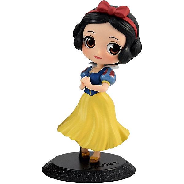 BANDAI Фигурка Bandai Q Posket Disney Characters: Белоснежка (нормальный цвет) фигурка bandai 10 см
