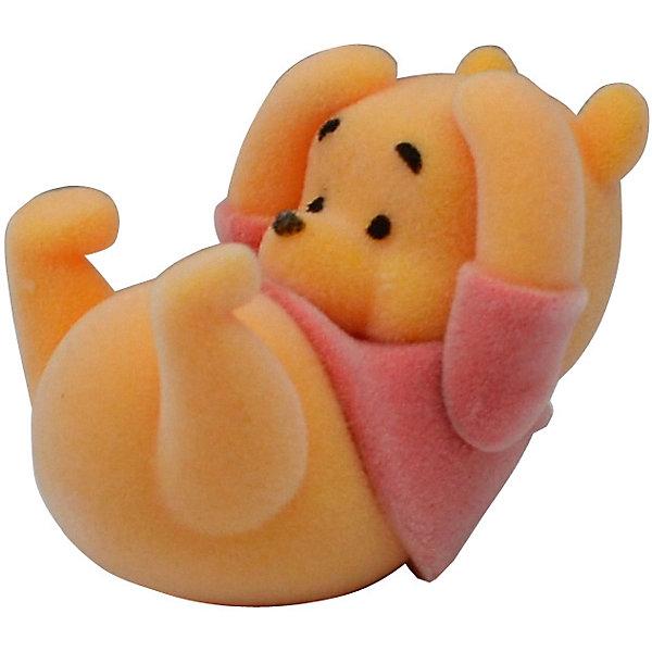 цена BANDAI Фигурка Disney Character Cutte! Fluffy Puffy: Винни-Пух онлайн в 2017 году