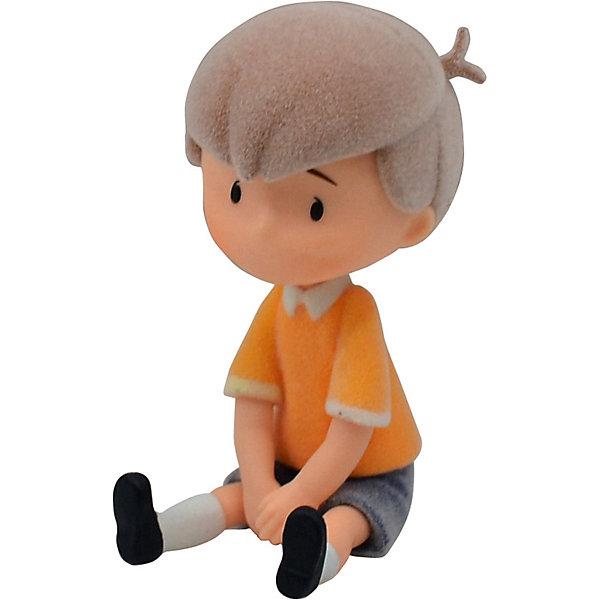 BANDAI Фигурка Disney Character Cutte! Fluffy Puffy: Кристофе Робин